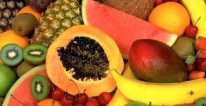 Dieta tropikalna
