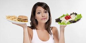 Wady i zalety diet odchudzających